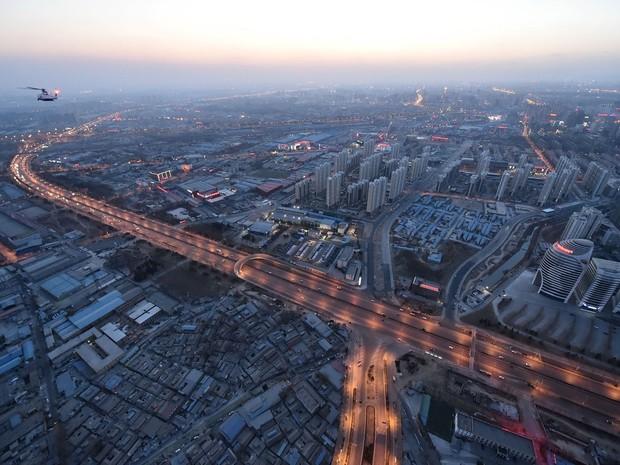 Pequim é vista como o centro de poder chinês em que a elite econômica mantém laços estreitos com líderes do Partido Comunista (Foto: Reuters)