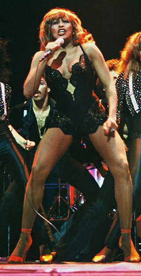 Tina Turner enquete (Foto: Getty Images/Agência)