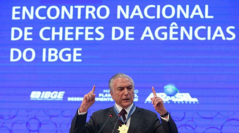 Reportagem revelou que o presidente Michel Temer deu aval para comprar o silêncio de Eduardo Cunha (Foto: Antonio Cruz/ Agência Brasil)