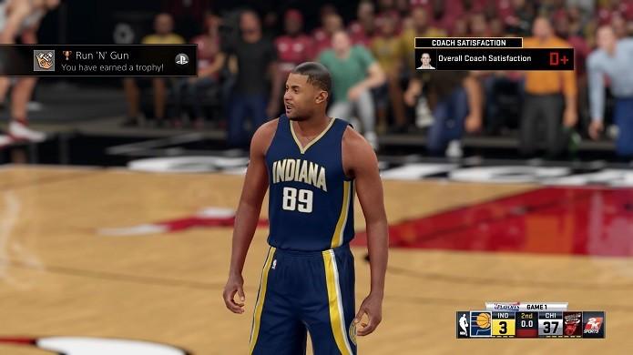 Após ser draftado, você vai para a NBA (Foto: Reprodução/Thiago Barros)