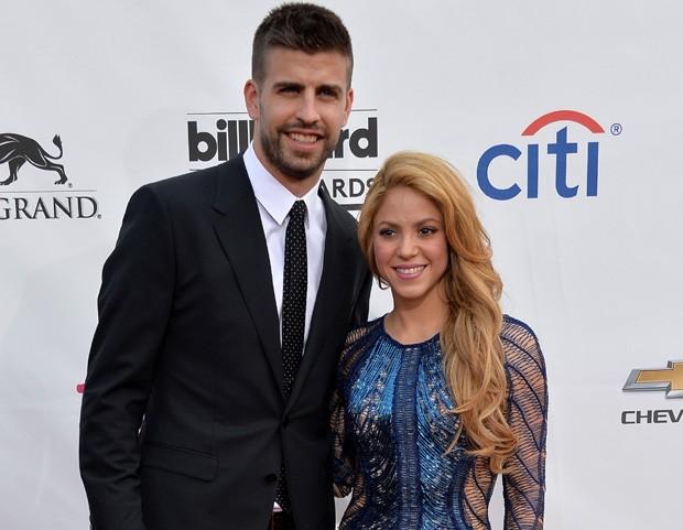 Shakira e Gerard Piqué (Foto: Frazer Harrison/Getty Images)