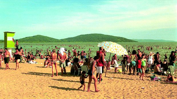 Praias do Lami e Belém Novo estão liberadas para banho (Cristine Rochol/PMPA)