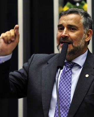 Deputado Paulo Pimenta (Foto: Luis Macedo / Câmara dos Deputados)