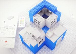 Site criado por Google e Lego permite brincar com versões virtuais das peças (Foto: Divulgação/Google)