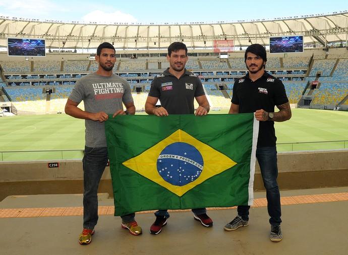 UFC  RJ Maracanã (Foto: André Durão)
