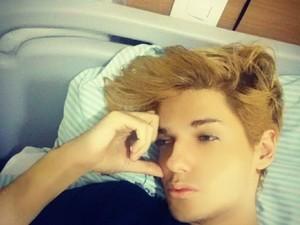 Celso Santebanes Hospital Regional Dom Bosco Araxá  (Foto: Reprodução/Instagram)