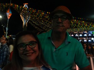 casal no são joão de caruaru 2016 (Foto: Lafaete Vaz/G1)