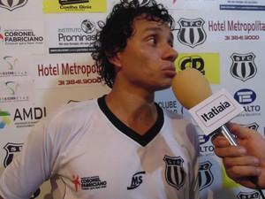 Rodrigo Pardal diz que dentro de casa, Social tem que vencer (Foto: Wilkson Tarres/Globoesporte.com)
