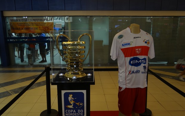 Taça Copa do Nordeste (Foto: Denison Roma)