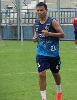 Tiago Verçosa e Júnior Neymar Fast (Foto: Marcos Dantas)
