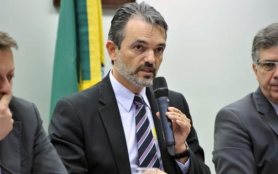 O procurador do Ministério Público no TCU Júlio Marcelo de Oliveira  (Foto: Alex Ferreira/Câmara dos Deputados)
