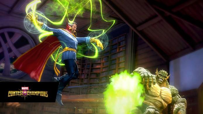 Marvel Contest of Champions (Foto: Reprodução/Felipe Vinha)