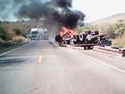 Homem morre em acidente na BR-116 (Marcos Frahm / Blog Marcos Frahm)