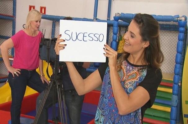 Equipe do programa revela desejos para o ano de 2015 (Reprodução/TV TEM)
