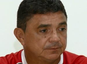 Flávio Araújo, técnico Mogi Mirim (Foto: Reprodução EPTV)
