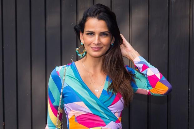 Fernanda Motta  (Foto: Manuela Scarpa / Photo Rio News)