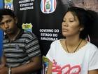 Casal suspeito de matar protético a pauladas é preso em culto no AM