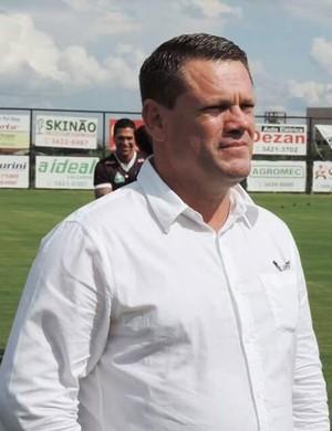 Ito Roque, técnico, Votuporanguense, Série A2 (Foto: Rafael Nascimento / CAV)