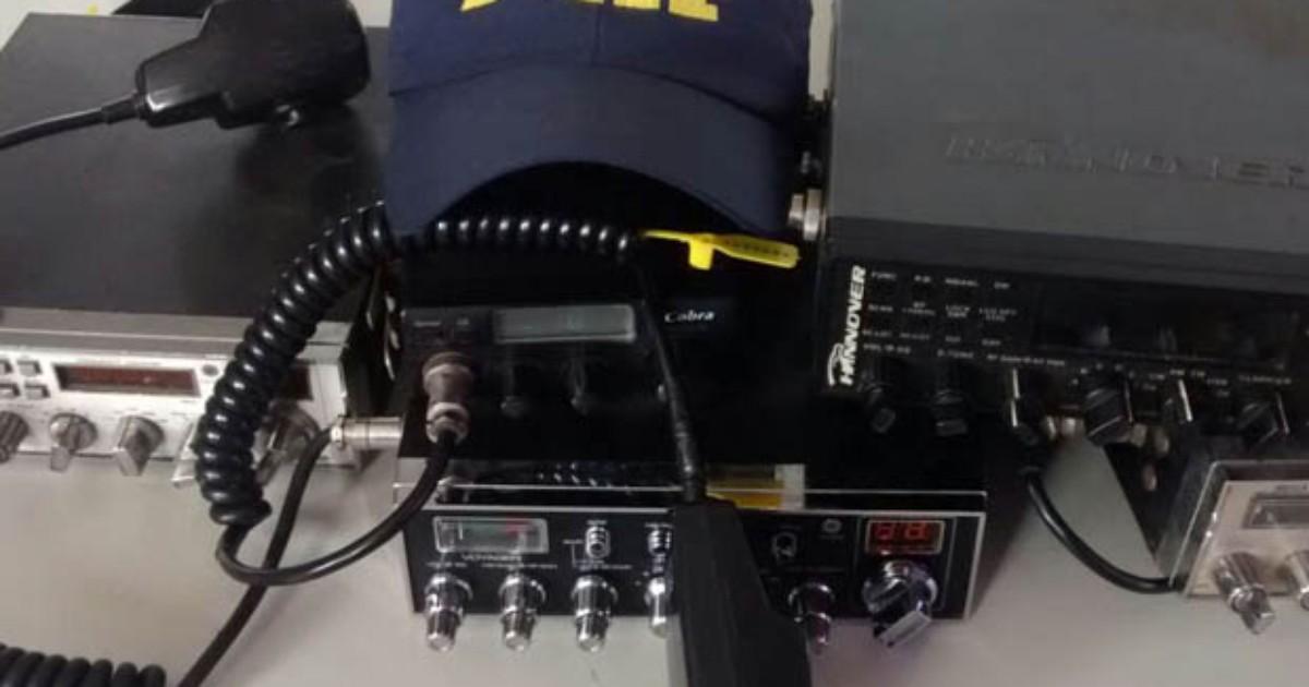 Operação da PRF apreende 19 rádios amadores clandestinos no RN - Globo.com