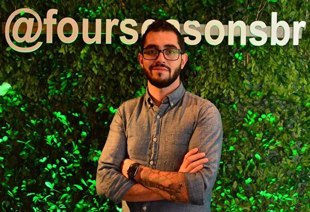 Mica Rousseau, Mixologista Four Seasons Mexico (Foto: Reinaldo Rollo)