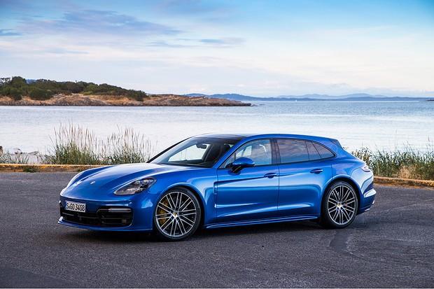 Porsche Panamera Sport    Porsche-Panamera-Turbo-Sport-Turismo (Foto: Divulgação)