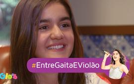 #EntreGaitaEViolão