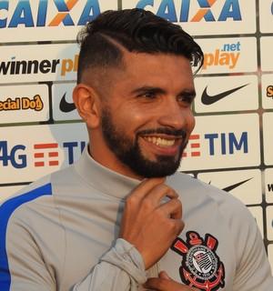 Guilherme, Corinthians (Foto: Marcelo Braga)