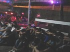 PM prende traficante durante festa de som automotivo regada a drogas