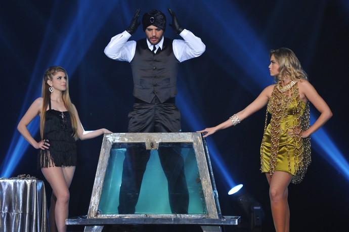 Rodrigo Lombardi em 'O Astro' (Foto: Foto: Alex Carvalho/Globo)