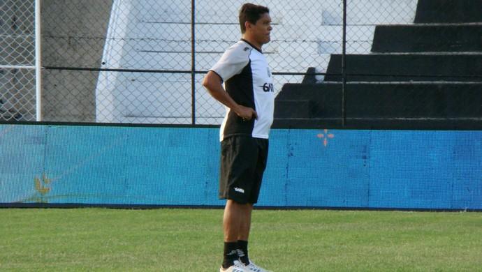 Humberto Santos Central (Foto: Vital Florêncio / GloboEsporte.com)