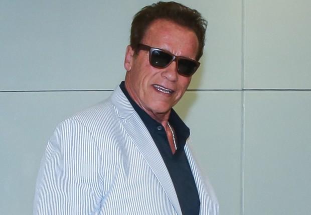Arnold Schwarzenegger (Foto: Manuela Scarpa/Brazil News)