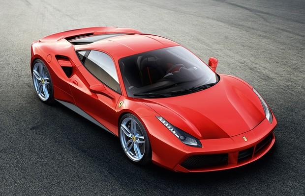 Ferrari Revela Nova 488 Gtb Auto Esporte Not 237 Cias