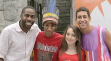 Participantes têm o desafio de mudar o mundo à sua volta                      (Globo)