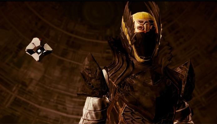 Nova expansão de Destiny marca o fim da participação de Peter Dinklage na voz do fantasma no game (Foto: Reprodução/Filipe Garrett)