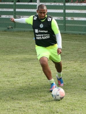 Walter, atacante do Goiás (Foto: Rosiron Rodrigues/Goiás E.C)