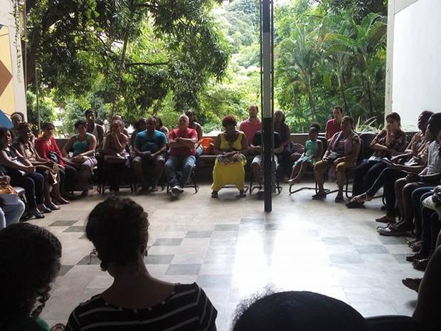 Debate marca comemoração dos dez anos da Lei Maria da Penha (Foto: Divulgação/ Tamo Juntas)