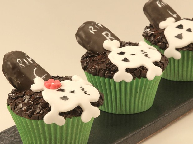 Que Seja Doce - EP 8 - Cupcake Halloween (Foto: GNT/Adalberto Pygmeu)