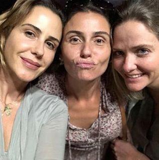 Beleza natural: Gio Antonelli e Guilhermina Guinle ganham elogios nas redes sociais (Foto: Reprodução/Instagram)