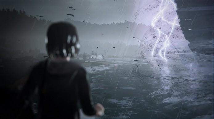 Life is Strange começa em meio a uma tempestade (Foto: Divulgação)