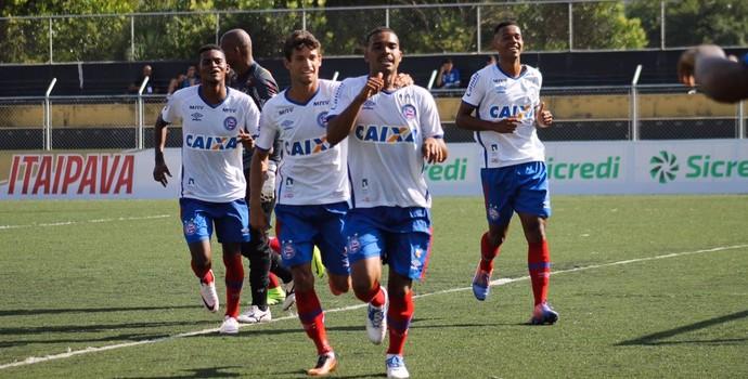 Bahia bate o Trindade na Copa São Paulo (Foto: Maurícia da Mata)