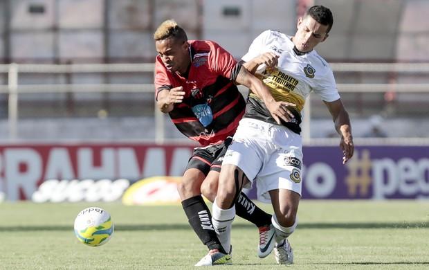 Ituano x São Bernardo (Foto: Miguel Schincariol / Ituano FC)