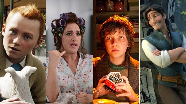 Descubra a seguir os filmes inéditos que a Globo vai exibir para você neste fim de ano (Foto: Divulgação)