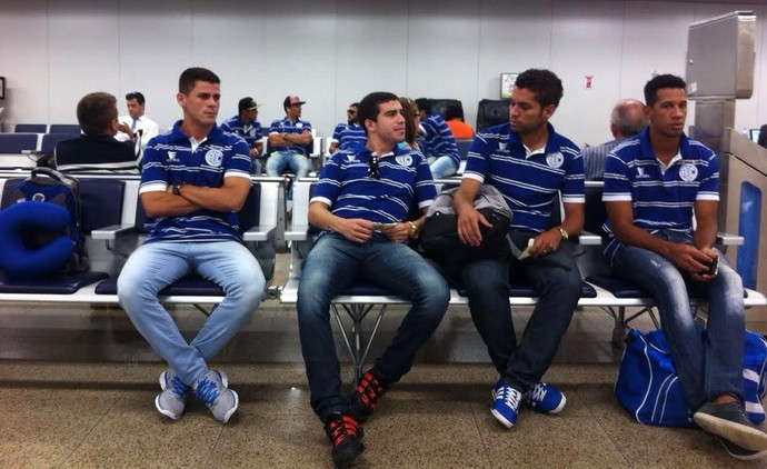 Confiança, aeroporto (Foto: Guilherme Fraga / TV Sergipe)