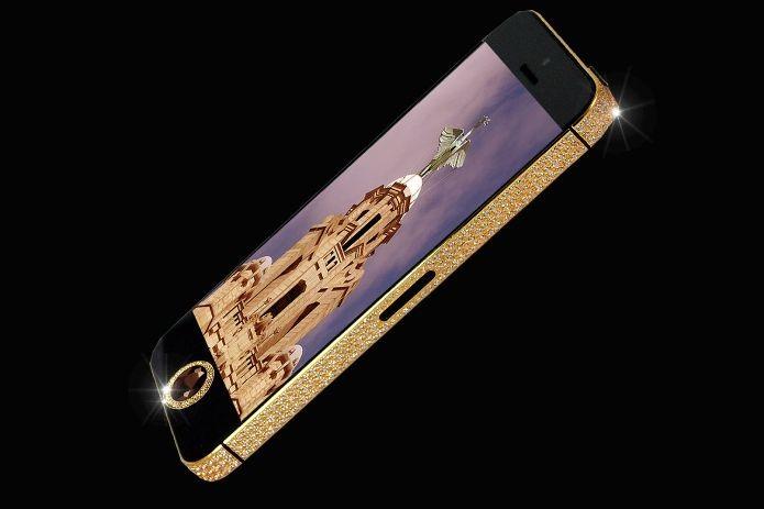 iPhone 5 Black Diamond foi encomendado por um empresário de Hong Kong (Foto: Reprodução/Ubergizmo)