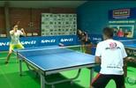 Jovens se destacam no Campeonato Piauiense de Tênis de Mesa (Wilson Filho/Fla-PI)