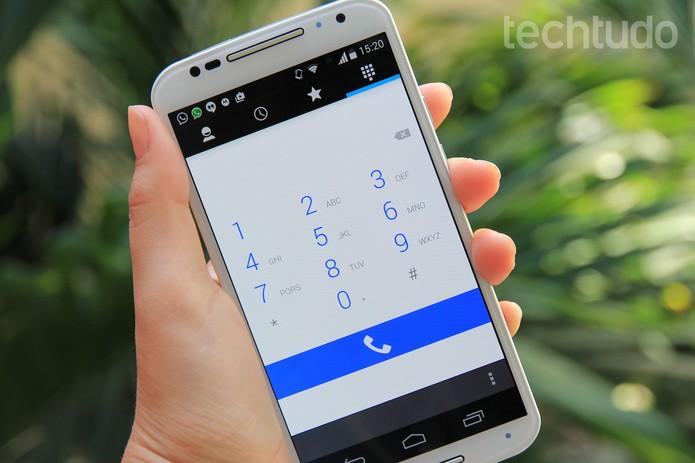 RedPhone faz ligações de graça no Android (Foto: Anna Kellen Bull/TechTudo)