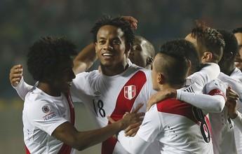 Após bronze, Peru pode ir à Copa, diz Edinho. Lédio não aposta no Paraguai