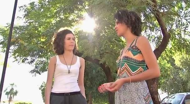 Moda dos cabelos cacheados provoca mudanças no mercado da beleza (Foto: Reprodução/TVCA)