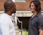 Morgan (Lennie James) e Daryl (Norman Reedus) em 'The walking dead' | Gene Page/AMC