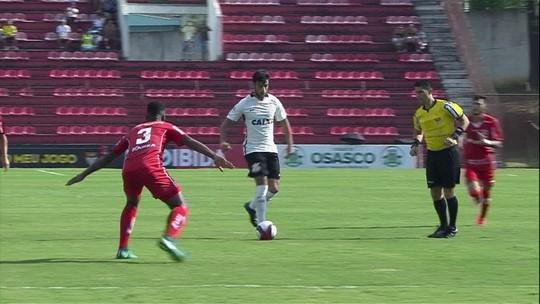 Análise: Corinthians dá sinais de organização e responsabilidade tática